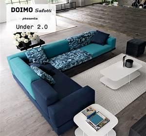 Doimo Salotti Presenta Under 2 0