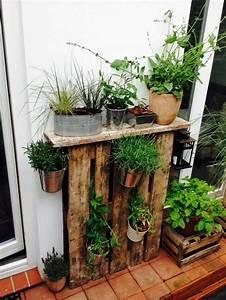 Gartengestaltung Mit Paletten : d corer son jardin naturellement ~ Whattoseeinmadrid.com Haus und Dekorationen
