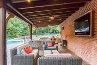 patio design ideas 16 Magical Rustic Patio Designs That You Will Fall In Love With