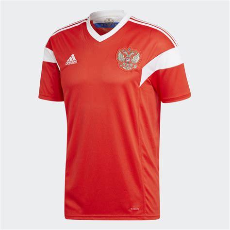 fussball trikot russland russland heimtrikot wm 2018 sportart fussball