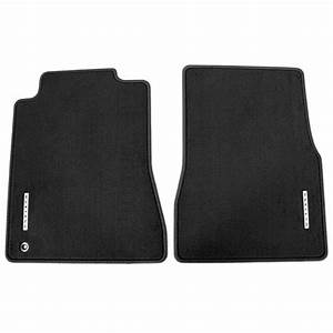 Ford Performance Mustang Mustang Tag Floor Mats - Black (05-09) M-13086-ME