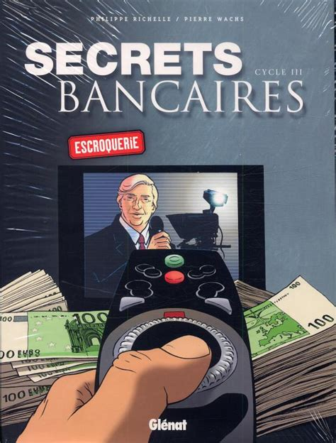 citoyen du monde affaire kerviel qui rebondit par un pavé serie secrets bancaires canal bd