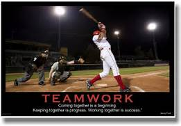 TEAMWORK POSTER - ...Teamwork Athletic