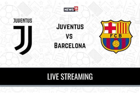 UEFA Champions League 2020-21 Juventus vs Barcelona LIVE ...