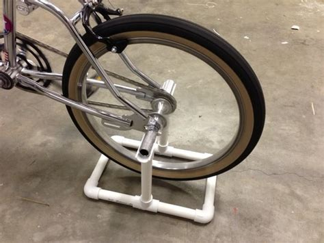 Staionary Bike Stand by Diy Ideas 9 Bike Stands You Can Make Yourself Apartment