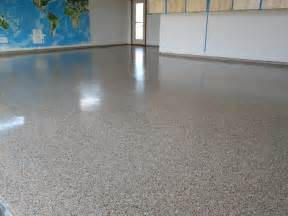 decoration white garage floor coating epoxy after makeover