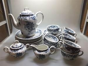 Villeroy Boch Kaffeeservice : kaffeeservice von villeroy boch valeria blau f r 9 ~ Michelbontemps.com Haus und Dekorationen