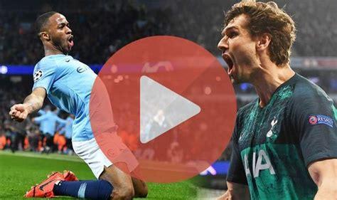 Manchester City Vs Totenham Live Streaming
