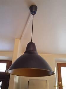 Ikea Luminaire Exterieur : ikea hack fabriquer un luminaire de designer avec une suspension ikea ~ Teatrodelosmanantiales.com Idées de Décoration