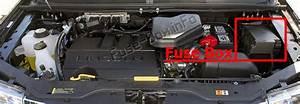 Fuse Box Diagram  U0026gt  Lincoln Mkx  2007