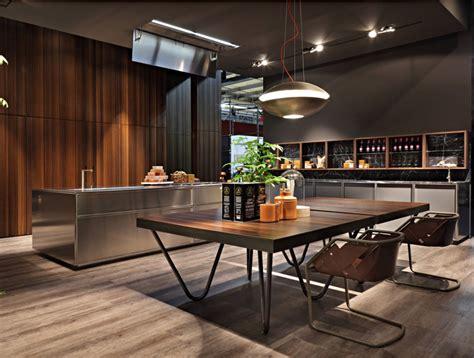 cuisine bois et inox davaus cuisine design bois inox avec des idées