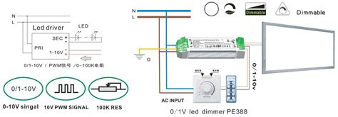 Led Dimmer Wiring Diagram Somurich