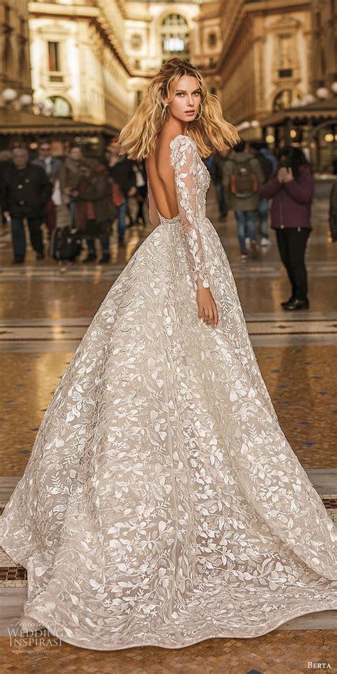 Berta Spring 2020 Wedding Dresses — Milano Bridal
