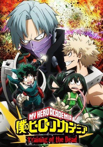 hero academia training   dead anime planet