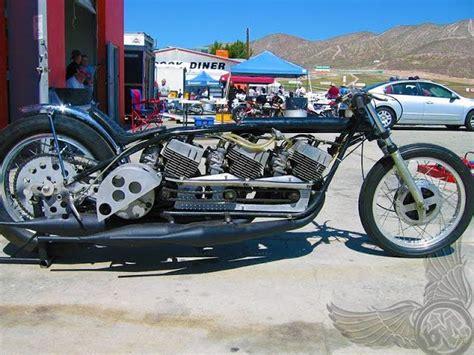 Freaky 3motor Twostroke Drag Racer Bikermetric