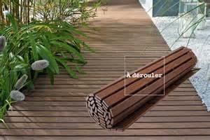 terrasse bois sans dalle