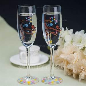 Verre A Champagne : verre fl tes champagne lot de 2 126067967 fl tes champagne jjshouse ~ Teatrodelosmanantiales.com Idées de Décoration