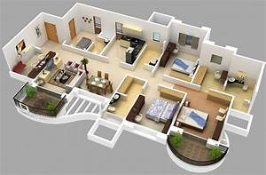 15 Dreamy Floor Plan Ideas You Wish You Lived In