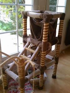 Arbre à Chat Fait Maison : chat les ouvrages de nat ~ Melissatoandfro.com Idées de Décoration