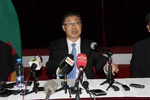 Chinese Envoy Rubbishes ZNBC, Zesco Takeover Claims ...