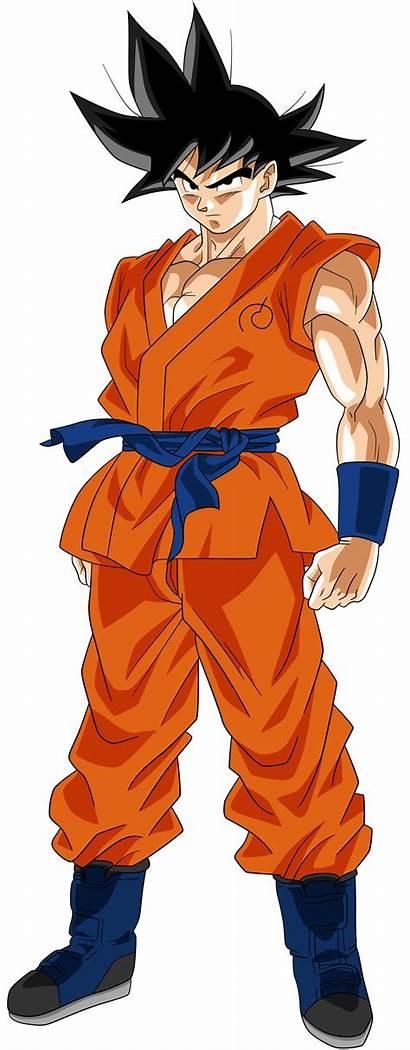 Goku Dragon Ball Son Base Manga Dragonball