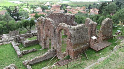 Massaciuccoli Romana: la villa dei Venulei Vivendo a Lucca