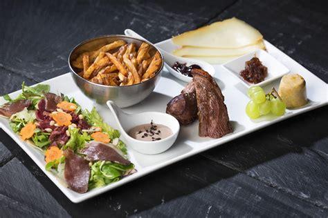 assiette cuisine un des meilleurs restaurants bordeaux le plat dans l