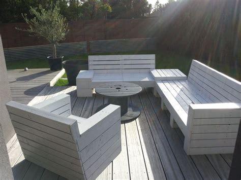 meubles de patio comment bien 16 idées de salons de jardin pour un été sur la terrasse jardins et exterieurs