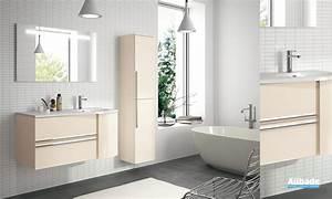 Salle De Bain Cosy : meuble salle de bain cosy decotec espace aubade ~ Dailycaller-alerts.com Idées de Décoration