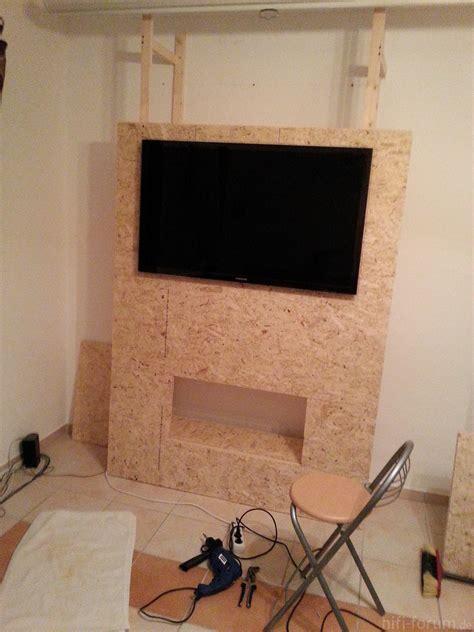 Tv Wand Stein Selber Bauen Gispatchercom