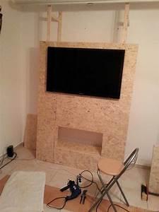 Wand Selber Bauen : tv wand stein selber bauen ~ Michelbontemps.com Haus und Dekorationen