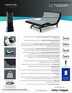 Leggett And Platt Prodigy 2 0 Adjustable Bed Base