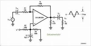 constant signal from electret microphone page 2 With transistor tip36 datasheet application note electronic circuit