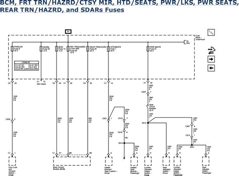 Diagram Of Fuse Box On 2007 Hummer H3 by Hummer H3 Power Seat Wiring Diagram Seat Auto Wiring Diagram