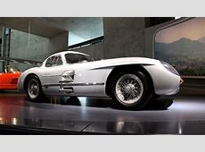 MercedesBenz 300 SLR Uhlehhaut Coupe 1955 Cartype