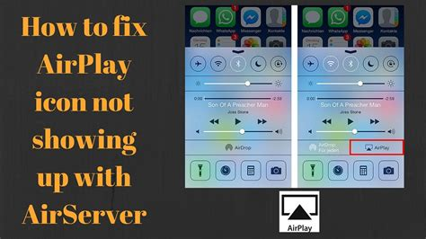 airplay on iphone how to enable airplay on iphone fix airplay icon