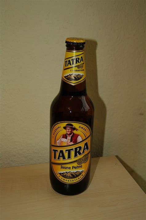 Tatra (piwo)  Wikipedia, Wolna Encyklopedia