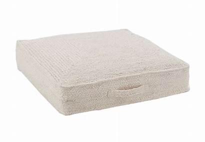 Floor Jute Vase Braided Pillow Cushion Ceramicist