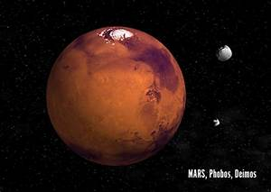 Phobos and Deimos From Mars (page 2) - Pics about space