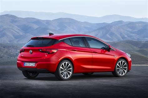 Opel Astra Price opel prices all new astra from 17 960 in germany carscoops