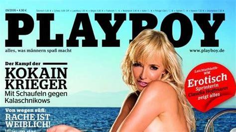 Playboy im jessica nackt stockmann Deutsche Stars