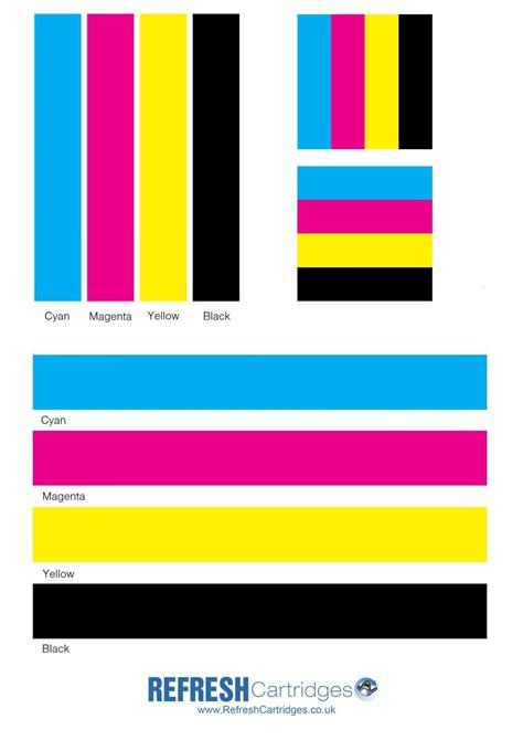 printer color test printer color print test page newhairstylesformen2014