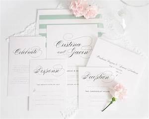 simple and elegant wedding invitation invitation card With simple elegant wedding invitations ireland