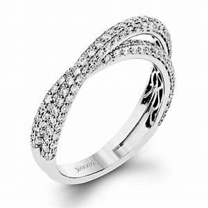 designer diamond wedding and anniversary bands simon g With diamond wedding band rings