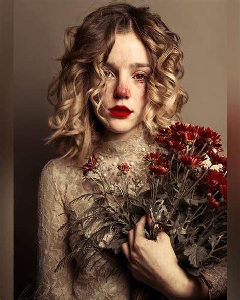 artistic fine art portrait photography  cristina otero