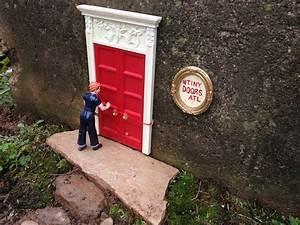 Atlanta39s hidden tiny doors a big surprise around city for Tiny doors atl
