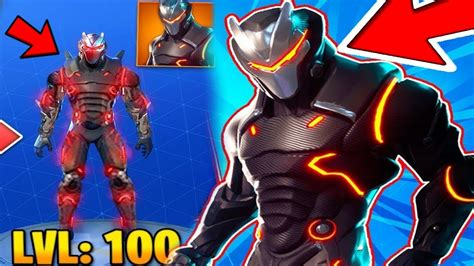 What Happens When You Upgrade Omega Skin To Level 100