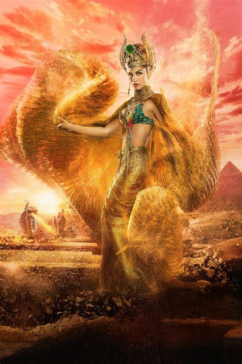 Gods of Egypt (2016) - Posters — The Movie Database (TMDb)
