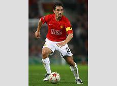 Gary Neville Photos Photos Manchester United v