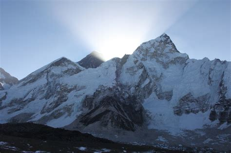 Nuptse Mountain Information
